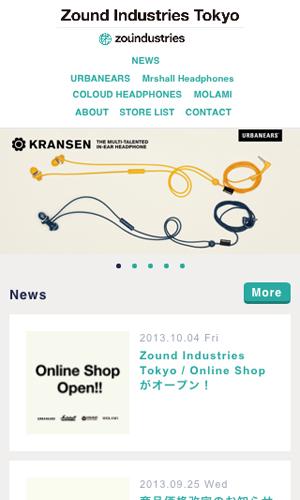 Zound Industries Tokyo
